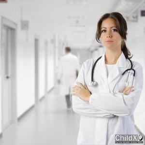 Fehlende Hilfsmittel einer Ärztin