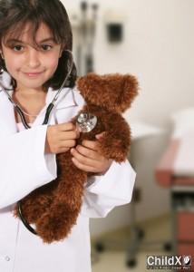 Anti AIDS Hilfe von Kindern