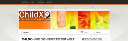 RELAUNCH beendet: ChildX.de hat ein neues Gesicht