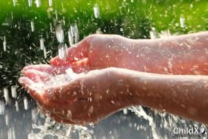 Wasserspende für Fehlendes Trinkwasser